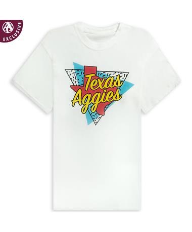 Texas A&M Aggies Retro T-Shirt