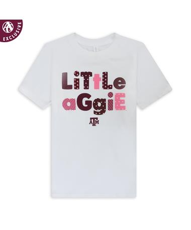 Texas A&M Little Aggie Patches Youth T-Shirt