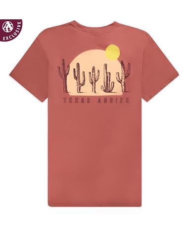 Texas A&M Aggies Desert Horizon T-Shirt