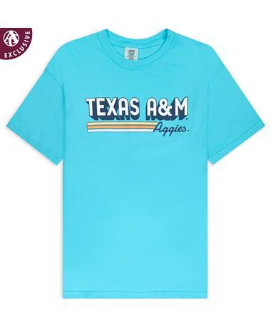 Texas A&M Aggies 3 Stripes T-Shirt