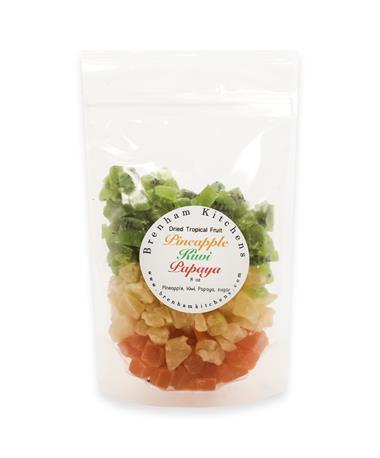 Brenham Kitchens Dried Tropical Fruit Mix