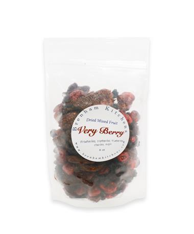 Brenham Kitchens Very Berry Dried Mixed Fruit
