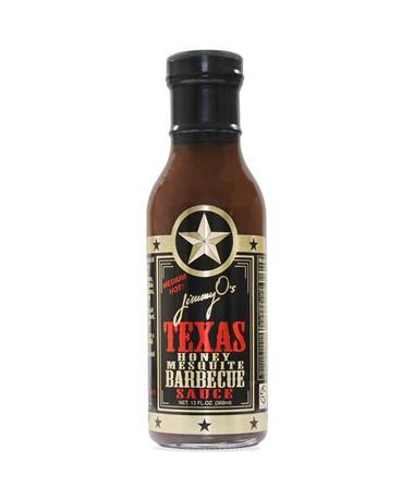 Jimmy O's Texas Honey Mesquite BBQ Sauce