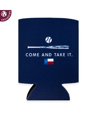 Texas A&M Come & Take It Koozie