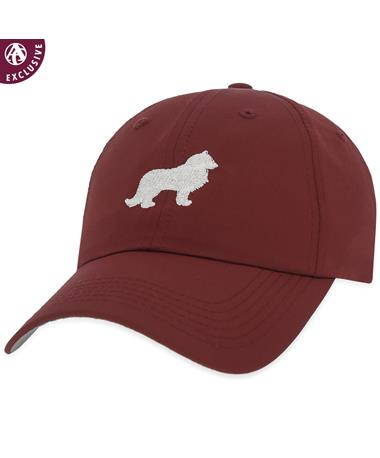 Maroon Original Collie Performance Cap