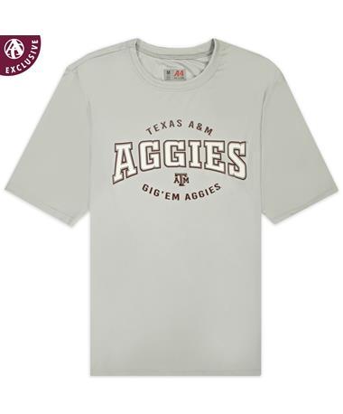Texas A&M Aggies Arch Performance T-Shirt