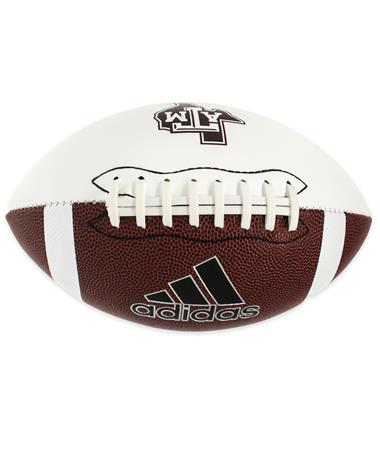 Texas A&M Adidas Lone Star Autograph Football