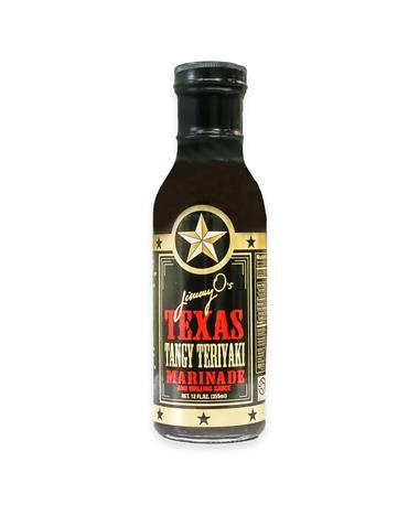 Jimmy O's Texas Tangy Teriyaki Marinade