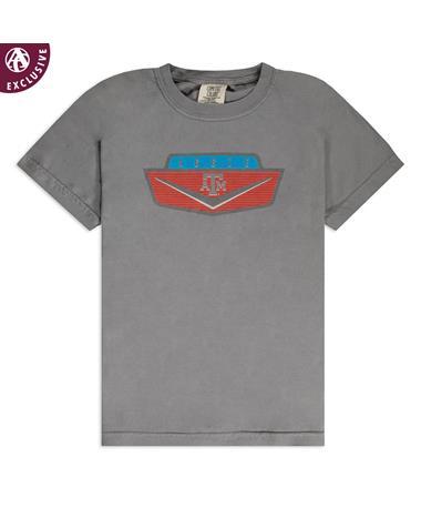 Texas A&M Aggie Car Youth T-Shirt