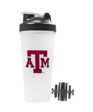Texas A&M Shaker Blender Bottle