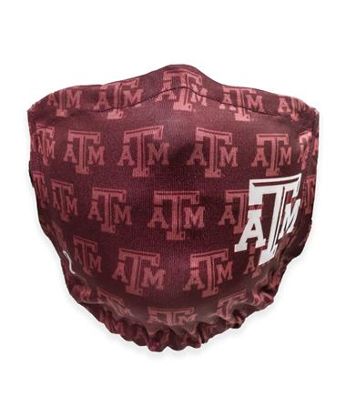 Texas A&M Champion All Over ATM Mask
