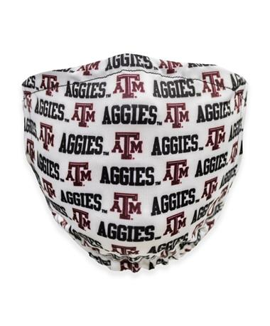 Texas A&M Champion All Over Aggies Mask