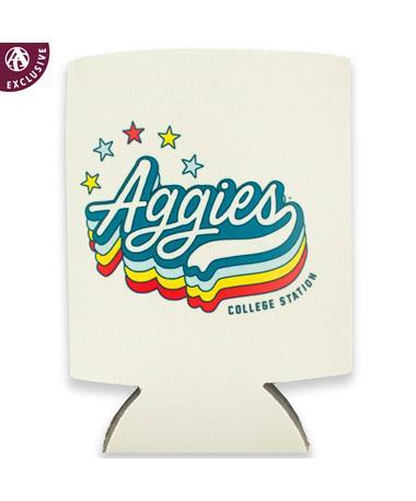 Texas A&M Aggies Star Koozie
