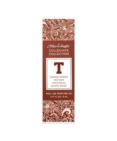 """Texas A&M Mix•o•logie """"T"""" Roll-On Perfume"""