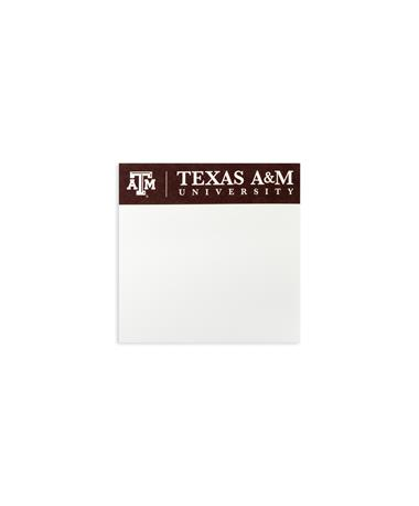Texas A&M Sticky Notes