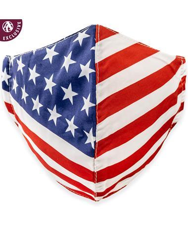 United States Flag Mask