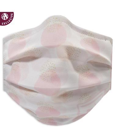 Texas A&M Pink Polka Dot Mask