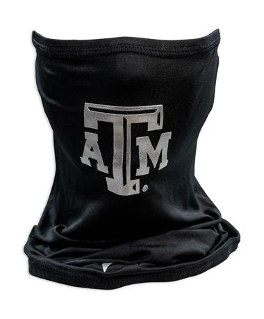 Texas A&M Mission Black Cooling Gaiter