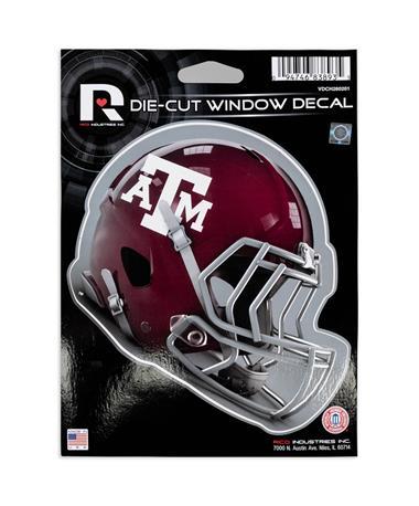 Texas A&M Football Helmet Decal