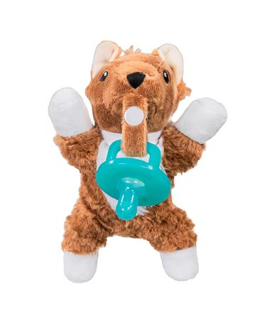 Texas A&M Reveille Plush Pacifier