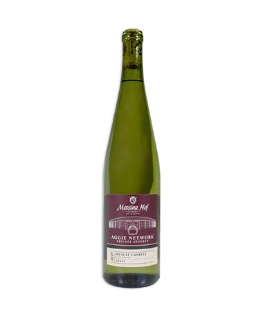 IN STORE PICKUP OR LOCAL DELIVERY ONLY: Messina Hof Muscat Canelli Late Harvest Wine
