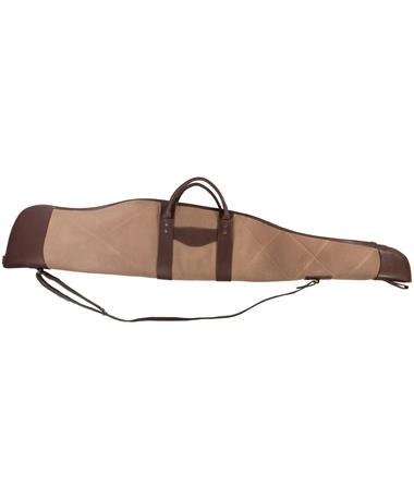 White Wing Waxed Rifle Case