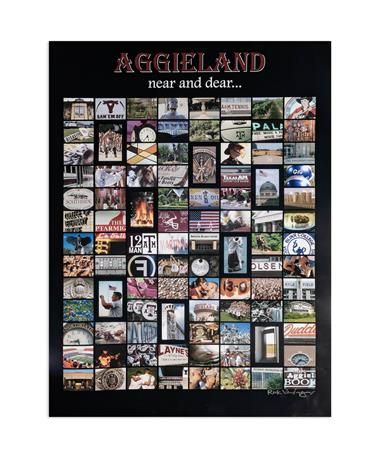 Aggieland Near And Dear Poster