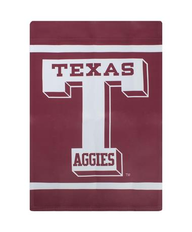 Texas A&M Block T Garden Sign