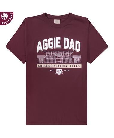 Texas A&M Aggie Dad Kyle Field T-Shirt