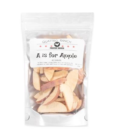 Quattro Ranch Freeze Dried A is for Apple