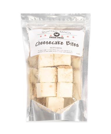 Freeze Dried Cheesecake
