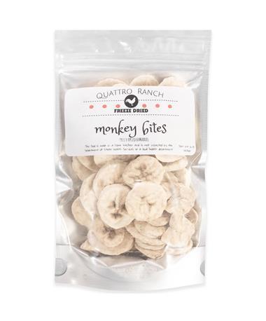 Quattro Ranch Freeze Dried Monkey Bites