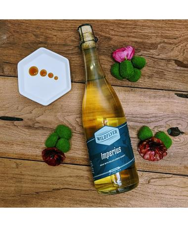 IN STORE PICKUP OR LOCAL DELIVERY ONLY: Wildflyer Mead Imperius Traditional Mead