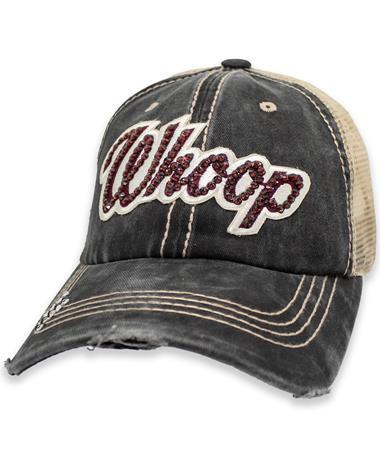 Whoop Gray Hat