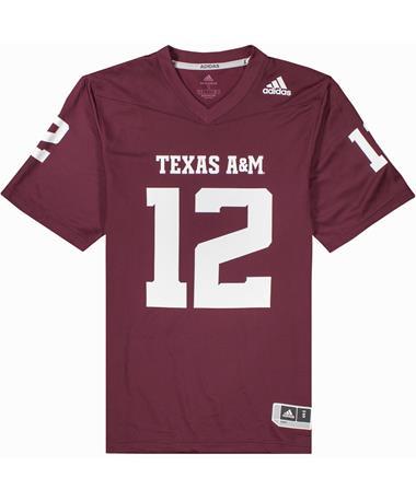 Texas A&M Adidas Replica 2021 Home Jersey