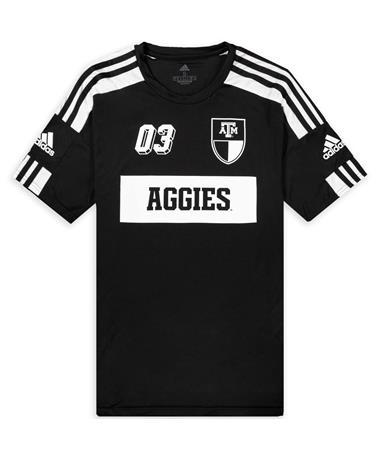 Texas A&M Aggies Adidas 2021 Soccer Jersey