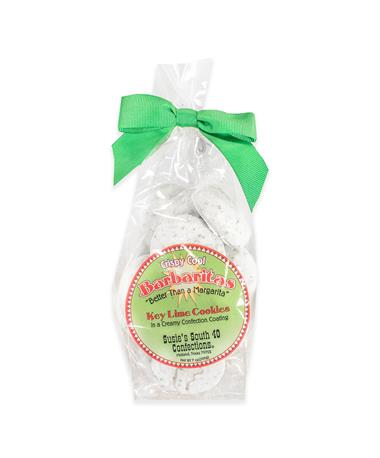 Susie's South 40 Confections Key Lime Cookies 7oz