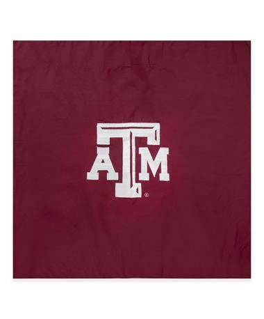Texas A&M Square Pillowcase
