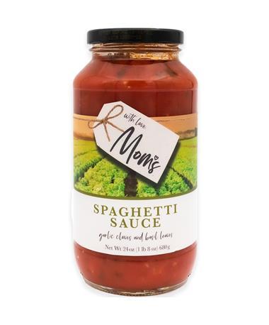 Garlic & Basil Spaghetti Sauce