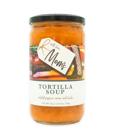 Mom's Tortilla Soup