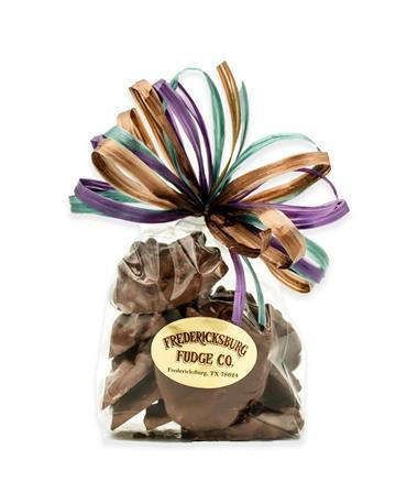 Fredericksburg Fudge Co. Milk Chocolate Pecan Clusters