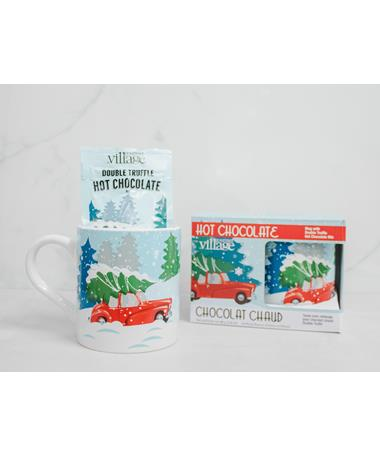 Gourmet du Village Hot Chocolate Gift Set