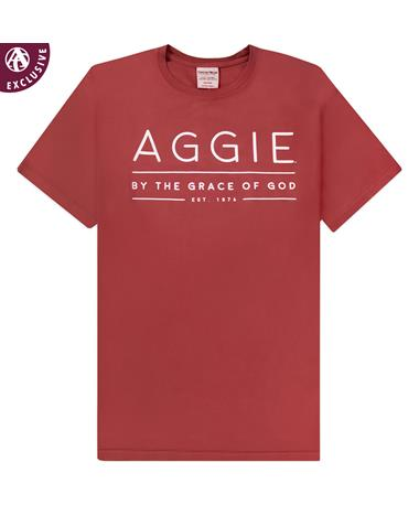 Texas A&M Grace of God T-Shirt