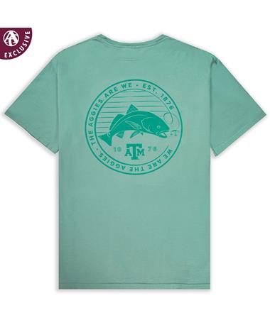 Texas A&M We Are The Aggies Fish T-Shirt