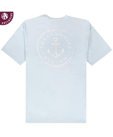 Texas A&M Texas Aggies Anchor T-Shirt