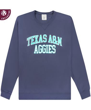 Texas A&M Aggies Blocked Sweatshirt