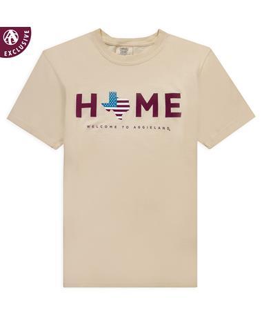 Aggieland Home T-Shirt