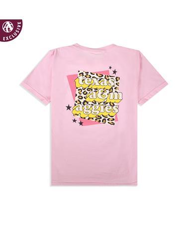 Texas A&M Youth Leopard Aggies T-Shirt