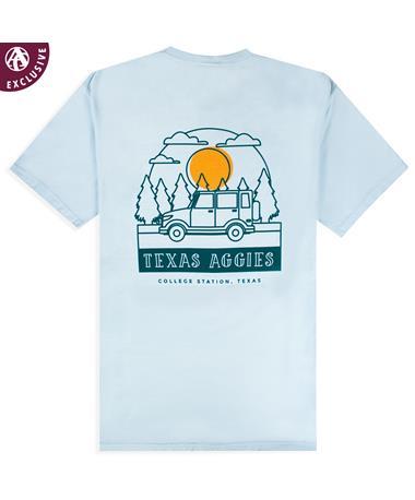 Texas A&M Spruce Road Trip T-Shirt
