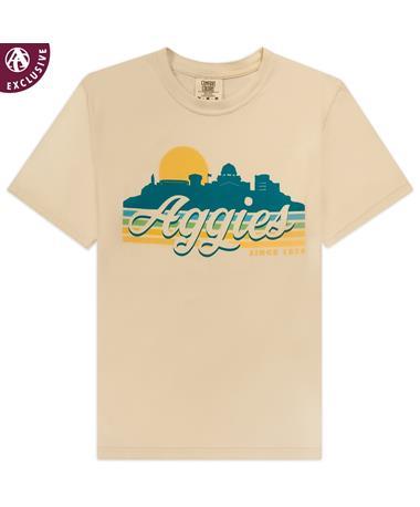 Aggies Skyline T-Shirt